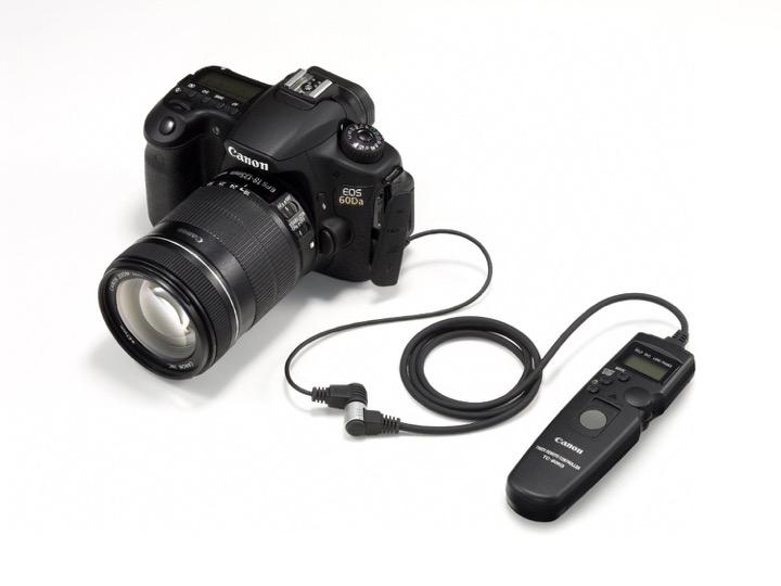 ตัวอย่างอุปกรณ์ถ่ายภาพพื้นฐาน ที่ใช้ในการถ่ายภาพเส้นแสงดาว