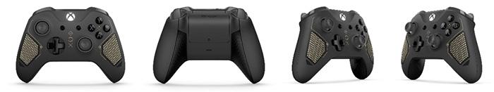 ไมโครซอฟต์เปิดตัวจอย Xbox One ธีมกองทัพ