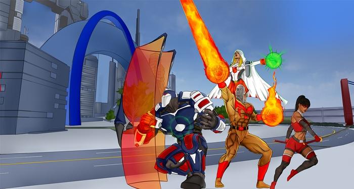"""โผล่อีกหนึ่ง! เกม MMO สืบสานตำนาน """"City of Heroes"""""""