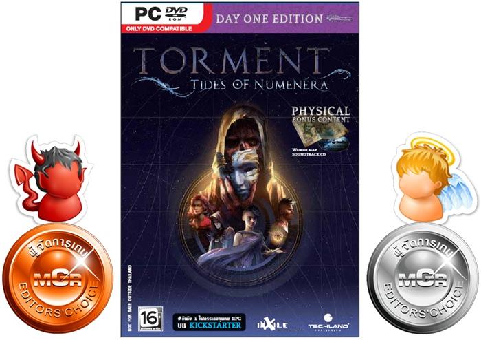 Review: Torment Tides of Numenera โลกพิศวง คนช่างจ้อ