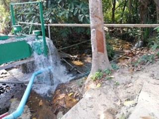 ปตท.ติดตั้งเครื่องตะบันน้ำ ช่วยชุมชนรอบแนวท่อมีน้ำใช้