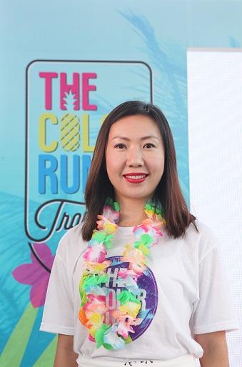 "IMG พร้อมเปิดประสบการณ์งานวิ่งสาดสีระดับโลกในไทยอีกครั้ง  ""เดอะ คัลเลอร์ รัน™"""