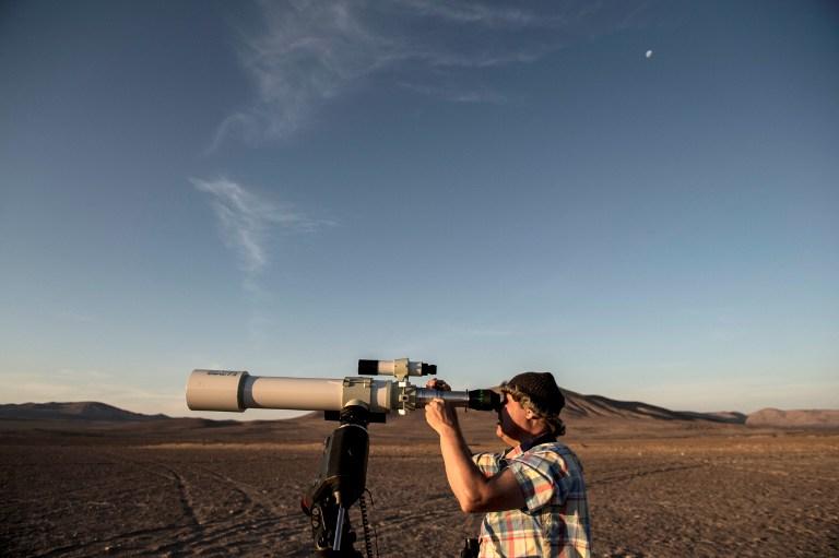 """ส่องปฏิบัติการค้นหาชีวิตในทะเลทรายคล้าย """"ดาวอังคาร"""""""