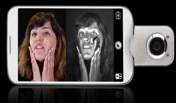 เกาหลีใต้พัฒนากล้องวิเคราะห์สภาพผิวโดนแดดทำร้าย ต่อพ่วงได้กับสมาร์ทโฟน