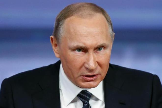 """""""ปูติน"""" ชี้มะกันยิงฐานทัพซีเรียละเมิด """"กม.ระหว่างประเทศ"""" ทำลายสัมพันธ์สหรัฐฯ-รัสเซีย"""