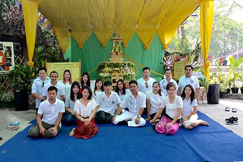สวนสัตว์เปิดเขาเขียวจัดกิจกรรมพิเศษ เป็นของขวัญวันขึ้นปีใหม่ไทย