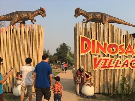 ร้องได้ ดิ้นได้! ทุนใหญ่ยกอาณาจักรไดโนเสาร์ตั้งกลางเมืองเชียงใหม่
