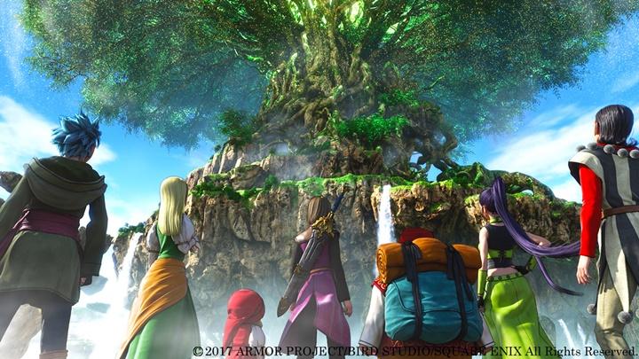 """""""Dragon Quest XI"""" วางแผงกรกฎาคมนี้ลง PS4 ควบ 3DS"""