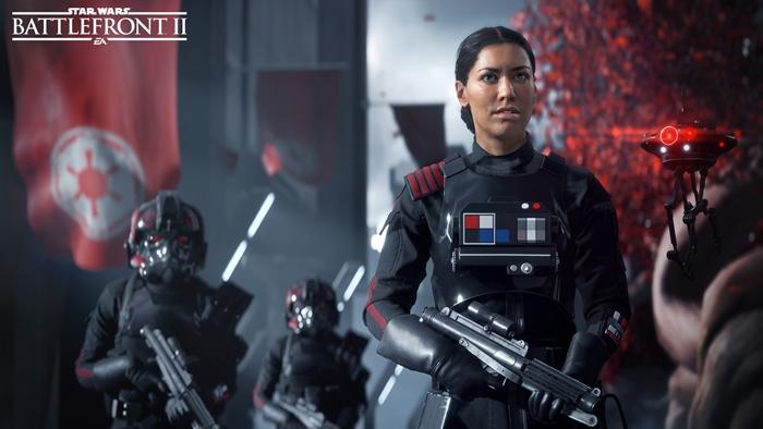 """Star Wars Battlefront 2"" ถลำดำดิ่งสู่ด้านมืด 17 พ.ย."