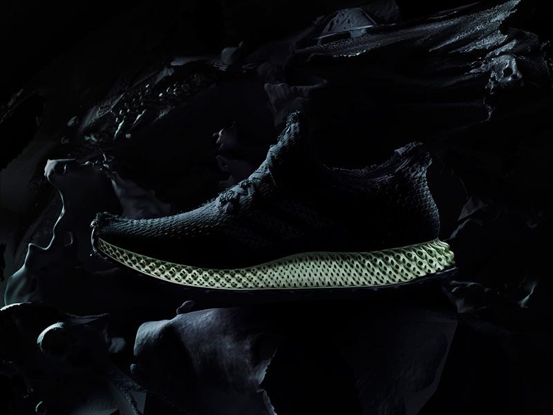 """คู่แรกของโลก!! นวัตกรรม FUTURECRAFT 4D """"อาดิดาส"""" ผลิตรองเท้าแสงสังเคราะห์ระบบดิจิตอล"""