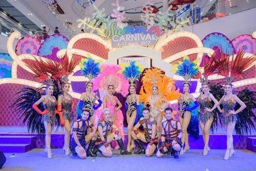 """""""เทอร์มินอล 21 โคราช"""" จัดงาน """"Summer Carnival2017"""""""