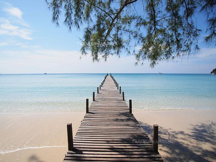 """""""เมืองเกาะในฝัน"""" สวรรค์ทะเลตราด ห้ามพลาด...หาดทรายดำสุดมหัศจรรย์"""
