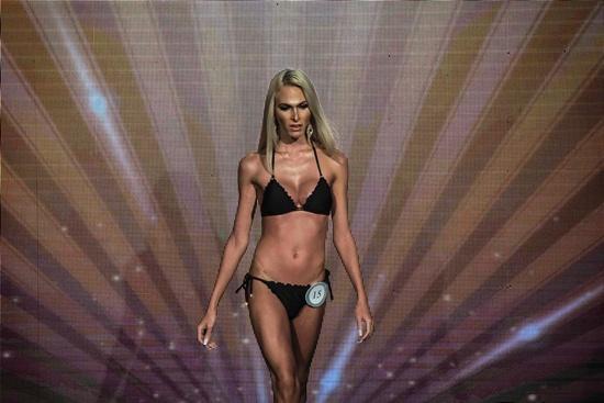 Miss T Brazil 2017