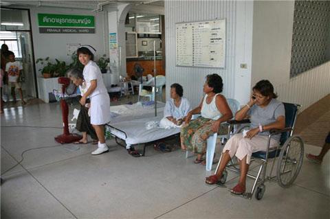 ปฏิรูประบบสาธารณสุขไทยเพื่อความยั่งยืนของระบบการคลังสุขภาพและคุณภาพการรักษาที่ดีขึ้นของประชาชน