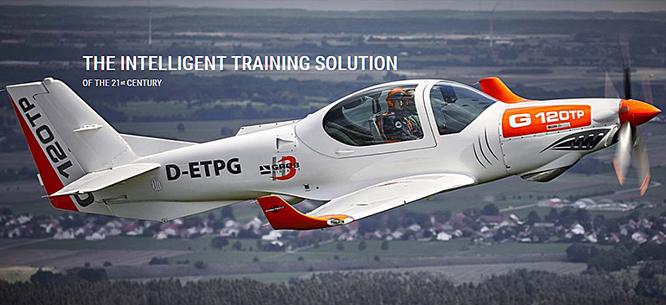 <br><FONT color=#00003>ภาพจากเว็บไซต์ Grob Aircraft Co เยอรมนี เป็นเครื่องบินฝึก G-120TP เครื่องบินฝึกที่นั่งคู่ ติดเครื่องยนต์โรลส์รอยซ์ ที่ผู้บัญชาการกองทัพพม่า ไปเยี่ยมชมในช่วงสุดสัปดาห์ที่ผ่านมา ก่อนหน้านั้นได้ไปเยี่ยมชมเครื่องบินตรวจการณ์ในประเทศออสเตรเลีย ถึงโรงงานเช่นกัน พล.อ.อาวุโสมินอองหล่าย เปิดเผยตรงไปตรงมา ช้อปปิ้งลิสต์ในการไปเยือนยุโรป ครั้งนี้ยังมีอีกหลายรายการ.  </b>