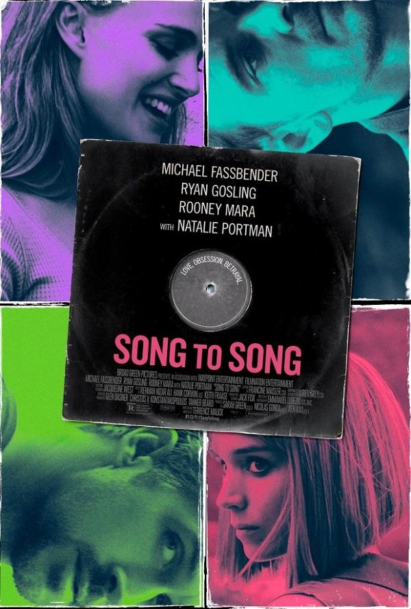 Song to Song  เสียงของเพลงส่งถึงเธอ