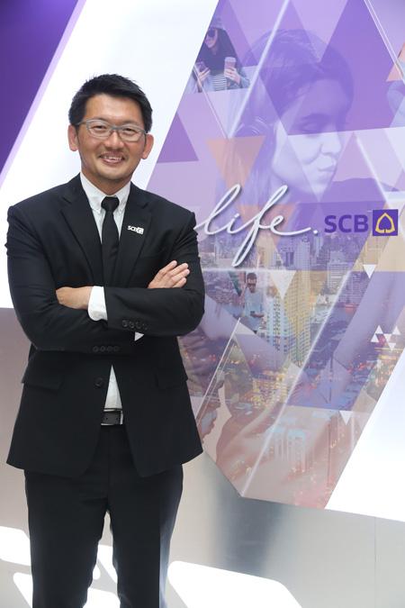 ธนา เธียรอัจฉริยะ รักษาการ Chief Marketing Officer ธนาคารไทยพาณิชย์