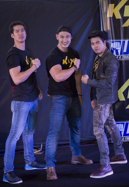 ช่อง KIX จัดเต็มความมันส์ การแข่งขัน R U Tough Enough รอบ Final Showdown