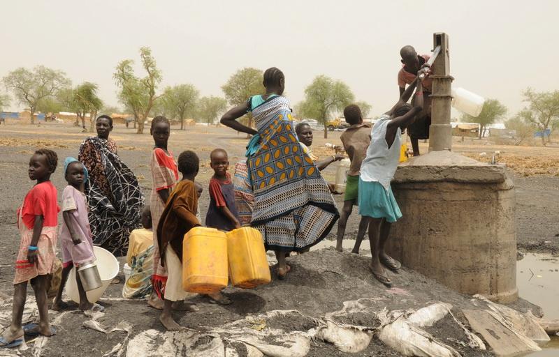 """UN ชี้ """"สงคราม-ความอดอยาก"""" ทำเด็กๆ ในซูดานใต้พลัดถิ่นฐานกว่า 2 ล้านคน"""