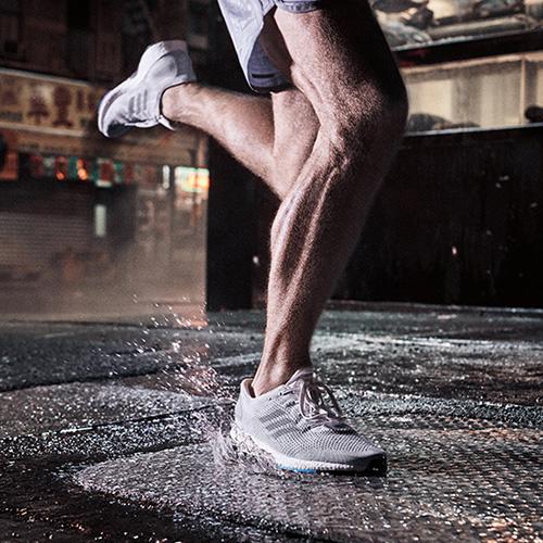 """""""อาดิดาส"""" ส่งรองเท้าสไตล์ดิบ-เท่ PureBOOST DPR มิติใหม่ของการวิ่งในเมือง"""
