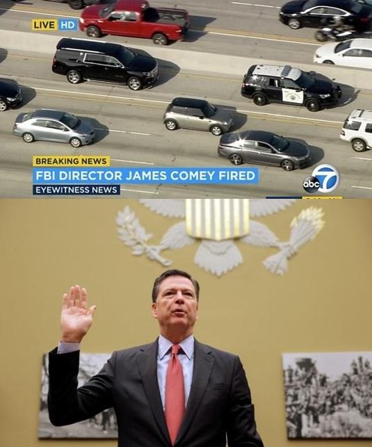 """InClip: ลึกวงใน  ทำเนียบขาวอ้าง ทรัมป์เล็งไล่ """"โคมีย์ ผ.อ FBI"""" ออกวินาทีแรกที่รู้ผลชนะเลือกตั้ง"""