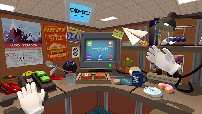 """""""กูเกิล"""" ซื้อสตูดิโอ VR ผู้สร้าง Job Simulator"""