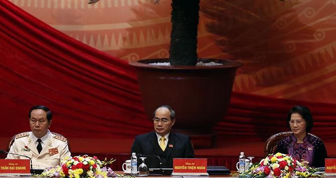 เวียดนามตั้งกรมการเมืองคนใหม่ ไปเป็นหัวหน้าคอมมิวนิสต์นครโฮจิมินห์....