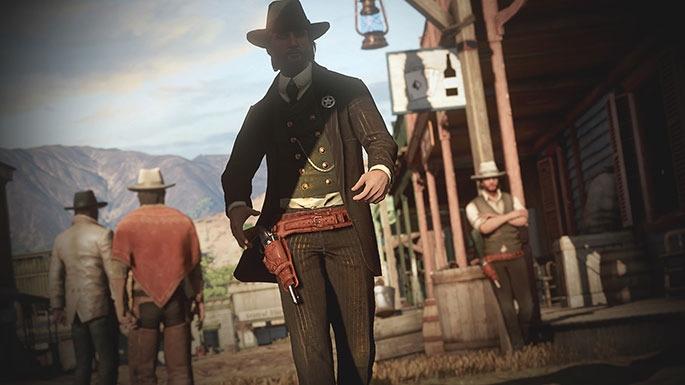 """เปิดตัว MMO สิงห์แดนเถื่อนจากอิทธิพล """"Red Dead Redemption"""""""