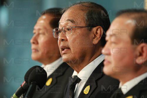 พล.อ.อ.คณิต สุวรรณเนตร ประธานคณะกรรมาธิการขับเคลื่อนการปฏิรูปประเทศ ด้านสื่อสารมวลชน (แฟ้มภาพ)