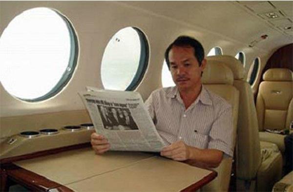 สวนยางลาว-เขมรพ่นพิษ เศรษฐีเวียดเจ้าของเครื่องบินส่วนตัวคนแรกตัดใจขายทิ้ง