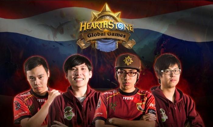 """ลุ้นตัวแทน """"Hearthstone"""" ไทย เข้าร่วมชิงแชมป์โลก 19 พ.ค.นี้"""