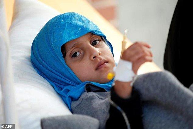 """ยอดเหยื่อ """"อหิวาตกโรค"""" ในเยเมนเพิ่มเป็น 209 รายแล้ว"""