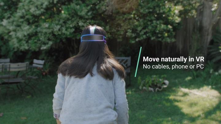 """""""กูเกิล"""" อวดแว่น VR สำเร็จรูปไม่ใช้พีซี-สมาร์ตโฟน"""