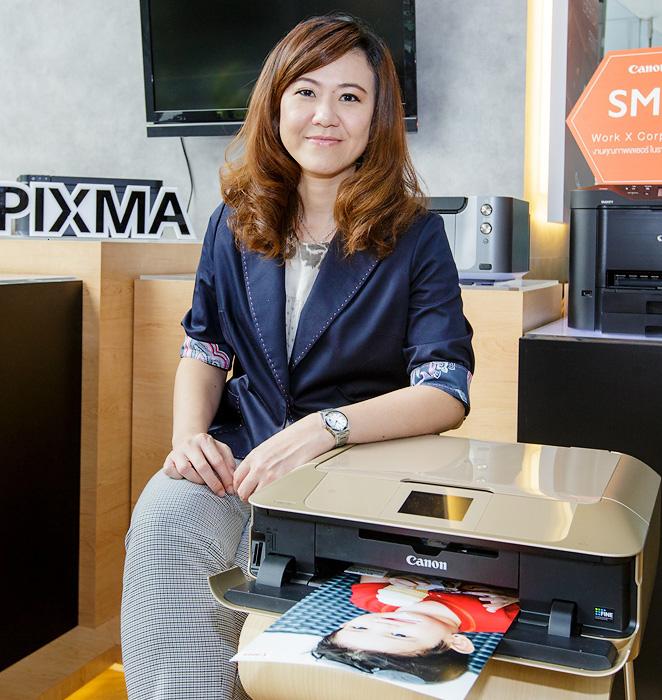 'แคนนอน' ตอกย้ำยอดขายพรินเตอร์ สูงสุดอันดับ 1ในไทย และอาเซียน