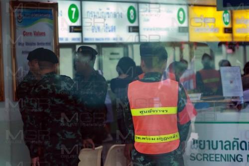 เผยชื่อผู้บาดเจ็บเหยื่อ! ระเบิด รพ.พระมงกุฎ ทหาร 14 พลเรือน 11 เจ้ากรมแพทย์ทบ.ชี้ระเบิดไม่รุนแรง