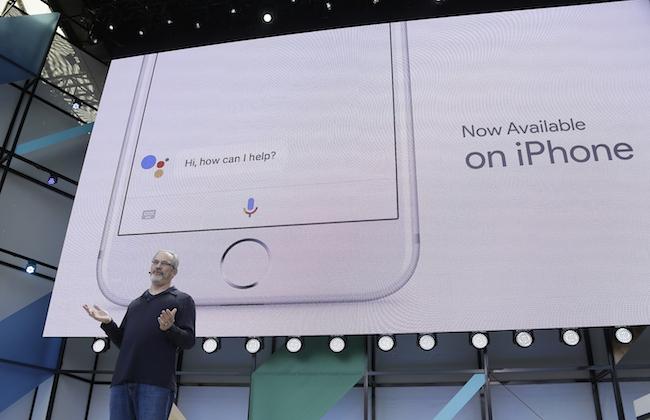 Google Assistant กำลังจะแจ้งเกิดบน iPhone