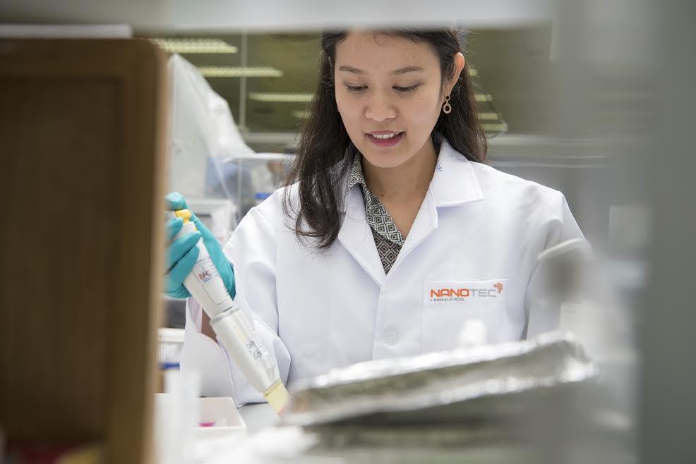 นักวิจัยนาโนเทครับทุนนักวิจัยหญิงออสเตรเลีย-เอเปคพัฒนาวัคซีนมะเร็งปากมดลูก