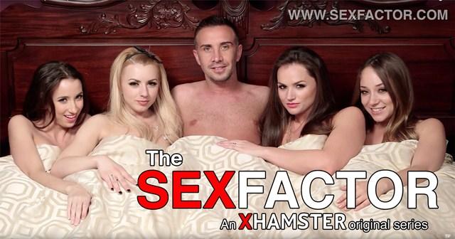 THE SEX Factor เรียลลิตี้ซั่มสนั่นโลก
