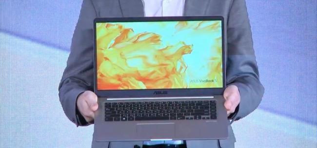 VivoBook S เป็นคอมพิวเตอร์พกพาราคาประหยัด 499 เหรียญสหรัฐหรือ 17,000 บาท