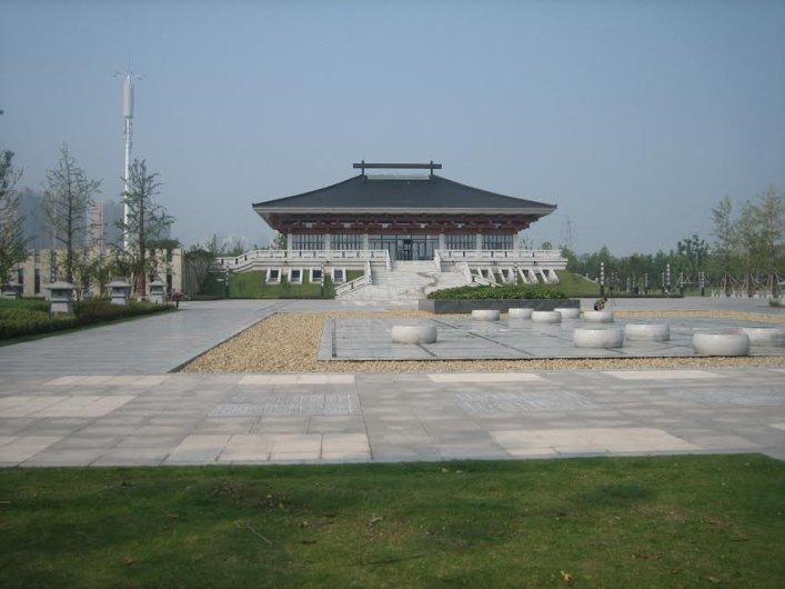 สืบวิญญาณนานกิง เปิดหอรำลึกเกียรติ ไอริส จาง ที่เจียงซู