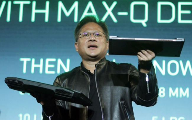 Nvidia พร้อมขยายธุรกิจไปยังตลาด machine learning หรือการเรียนรู้ของเครื่อง (ML)