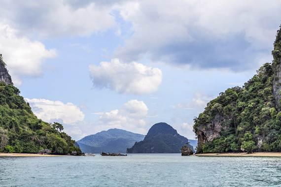 Cape KUDU  สวรรค์แสนสงบบนเกาะยาวน้อย
