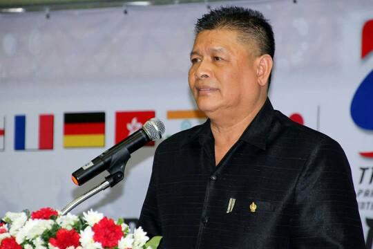 """""""บิ๊กเสือ"""" ยันนำบอลโลกเสิร์ฟคนไทย คาดงบไม่ถึง 2,000 ล้าน"""