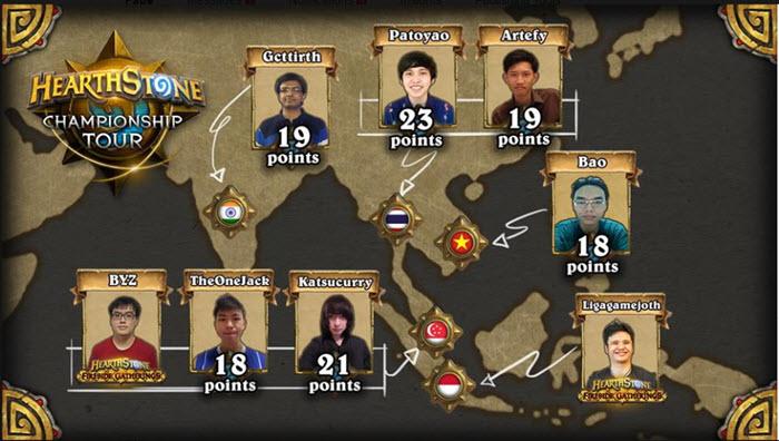 """""""Hearthstone"""" ลุ้น 2 โปรไทยเข้ารอบชิงแชมป์ที่เซี่ยงไฮ้ 3-4 มิ.ย.นี้"""