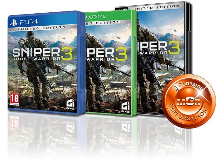 Review: Sniper Ghost Warrior 3 ส่องลึก ศึกสายเลือด