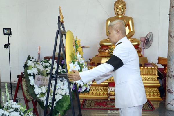 """โปรดเกล้าฯ รับศพ """"พรเพ็ญ"""" หัวใจล้มเหลวเฉียบพลันขณะประดิษฐ์ดอกไม้จันทน์ไว้ในพระราชานุเคราะห์ 5 วัน พิธีพระราชทานเพลิงศพ 7 มิ.ย.นี้"""