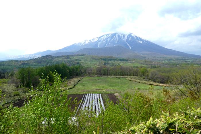 ภูเขาอิวาเตะ หรือ อิวาเตะซัง ขุนเขาที่ตั้งตระหง่านเป็นสัญลักษณ์คู่จังหวัดอิวาเตะ