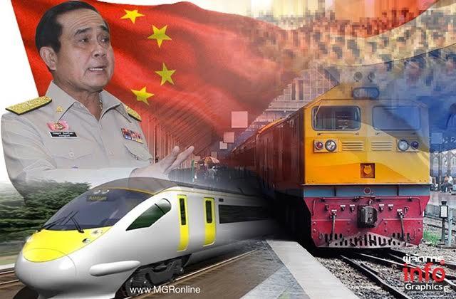 เบื้องหลังรถไฟไทย-จีนเกิดยาก!