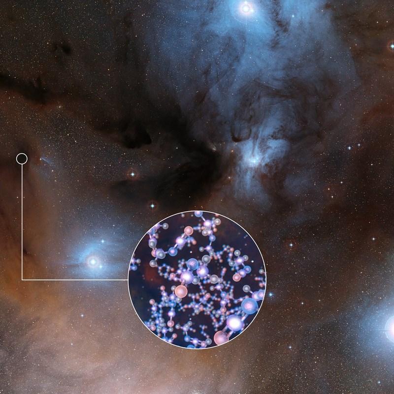 เจอดาวฤกษ์ไกลโพ้นคล้ายดวงอาทิตย์ในระยะก่อนกำเนิดดาวเคราะห์