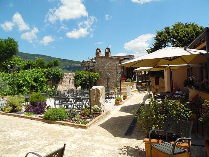 โรงแรม La Corte del Conte (ภาพ Booking.com)